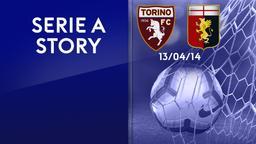 Torino - Genoa 13/04/14
