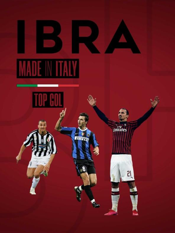 Ibra Made In Italy - Top Gol