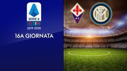 Fiorentina - Inter. 16a g.