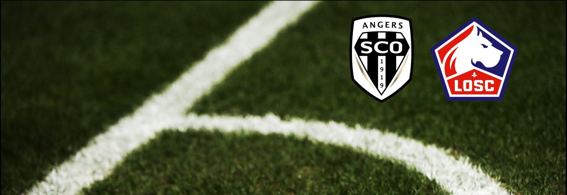 Angers - Lille. 38a g.