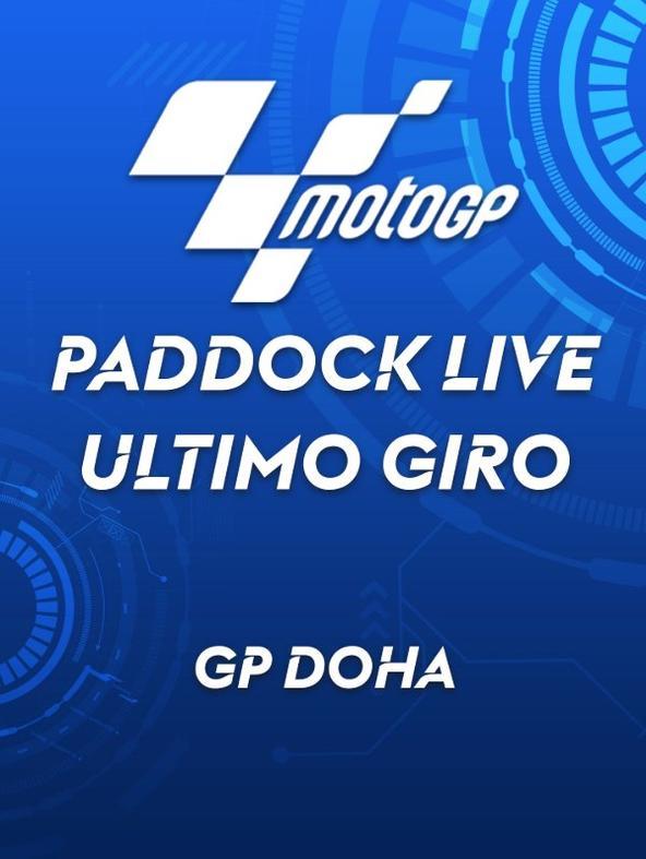 S1 Ep2 - Paddock Live Ultimo Giro