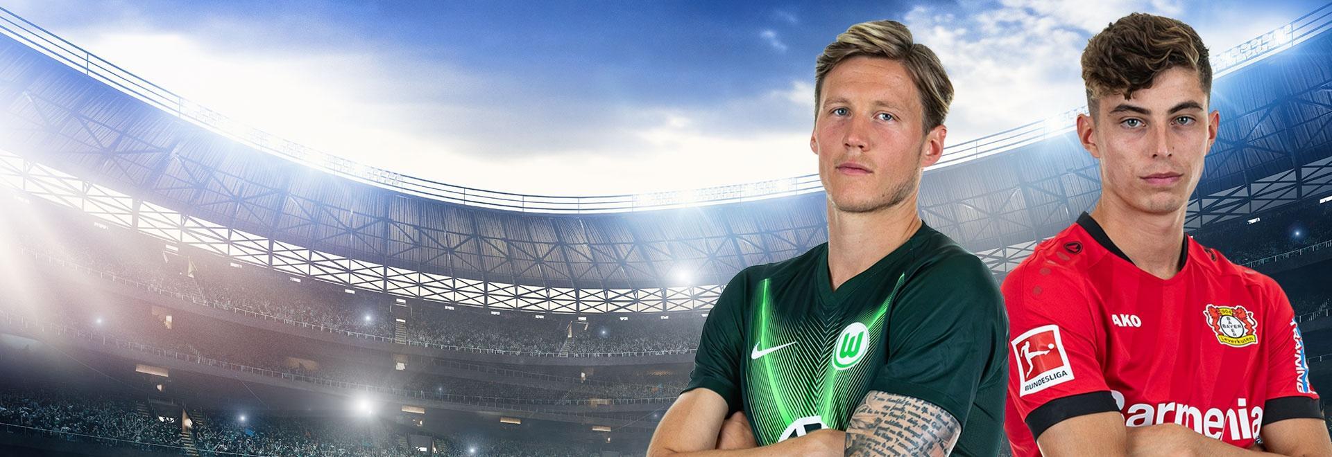 Wolfsburg - Bayer L.. 11a g.