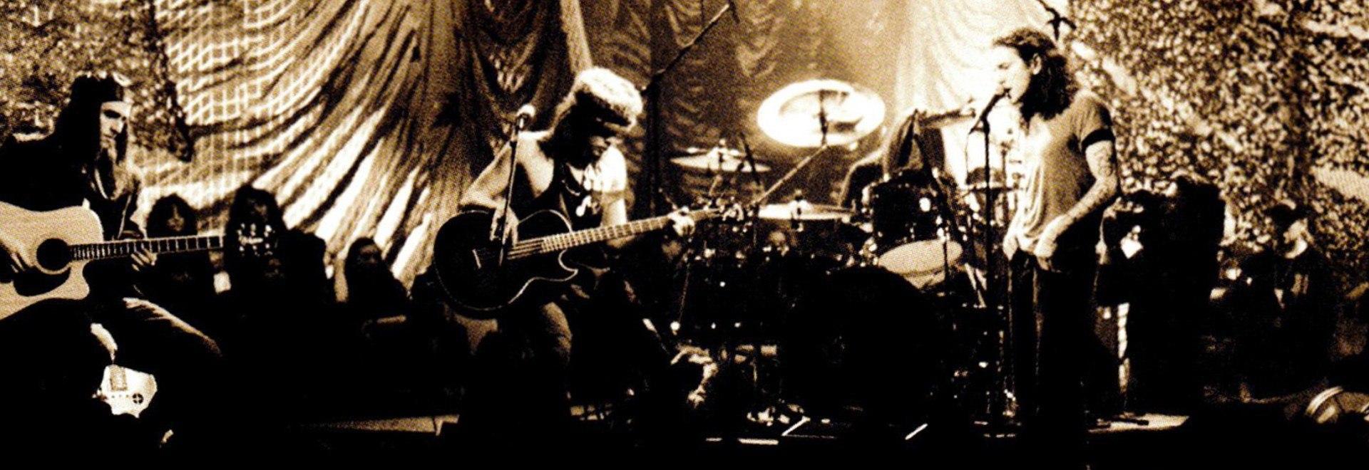 Unplugged Pearl Jam