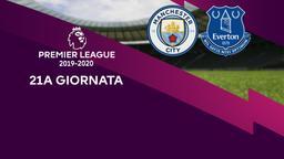 Man City - Everton. 21a g.