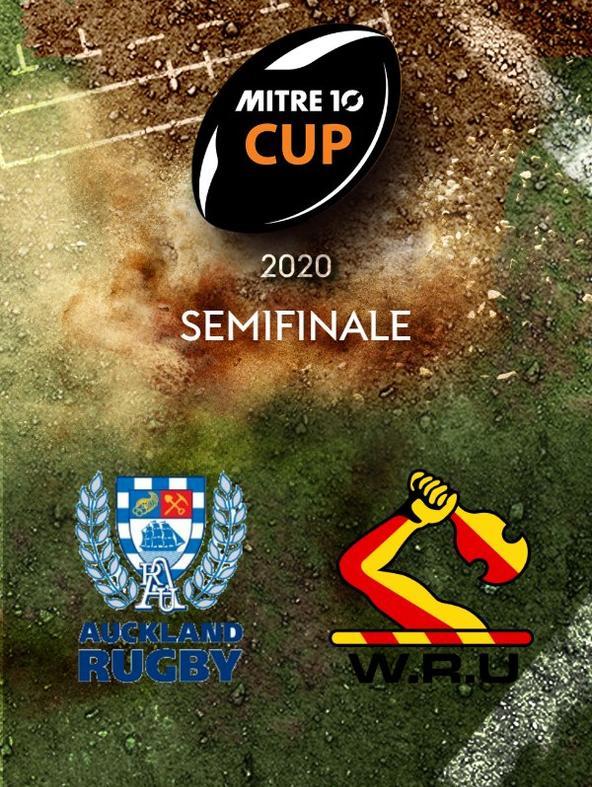 Auckland - Waikato. Semifinale