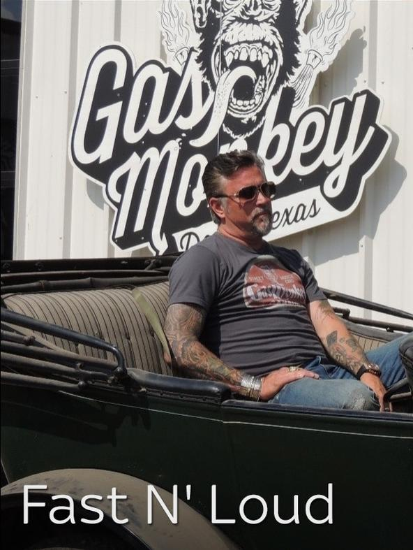 Fast N' Loud - Stag. 5 Ep. 15 - Chevy Coupe'