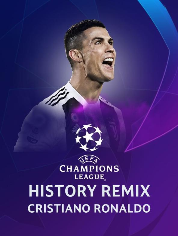 History Remix Cristiano Ronaldo