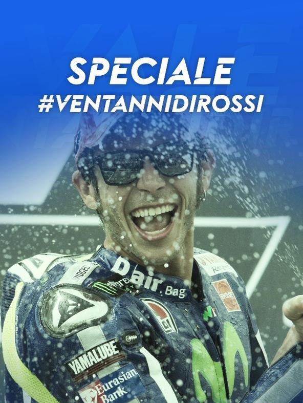 Speciale #VentannidiRossi