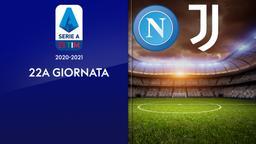 Napoli - Juventus. 22a g.