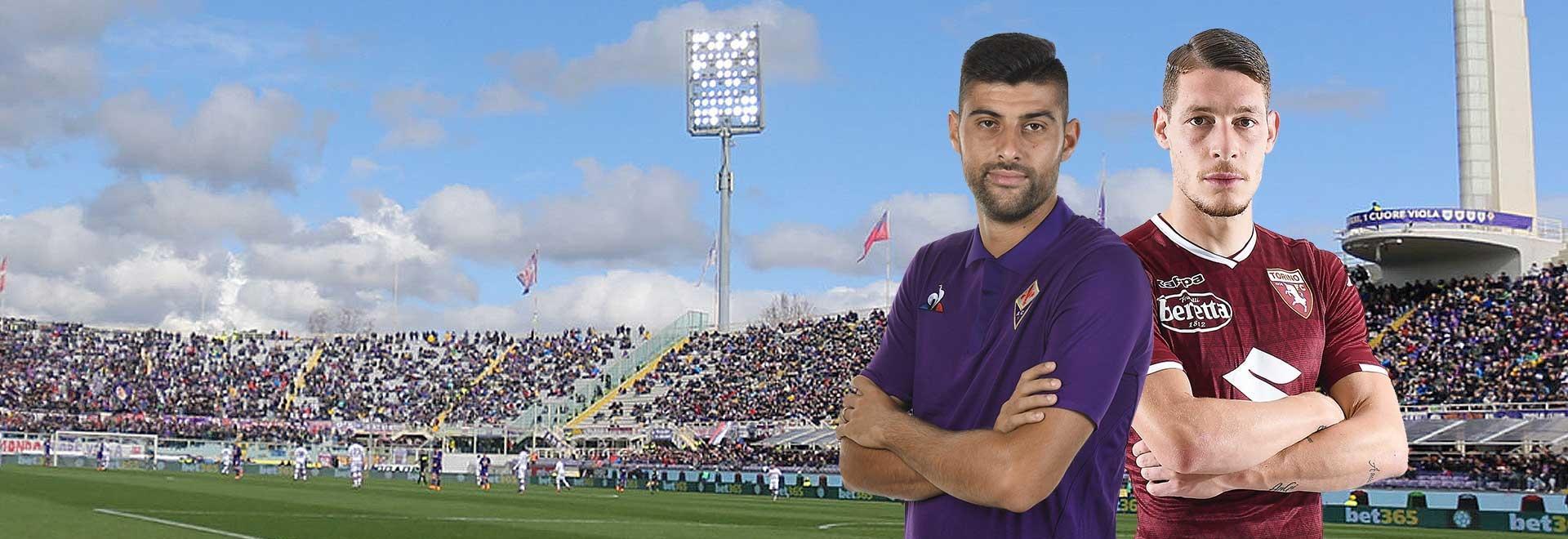 Fiorentina - Torino. 29a g.