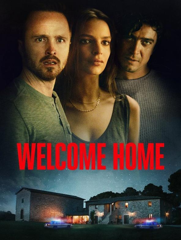 Welcome Home - Uno sconosciuto in casa