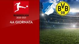 Hoffenheim - Borussia D. 4a g.