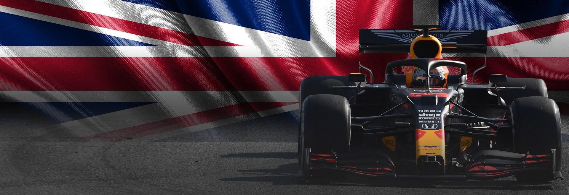 GP Gran Bretagna. PL3