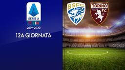 Brescia - Torino. 12a g.