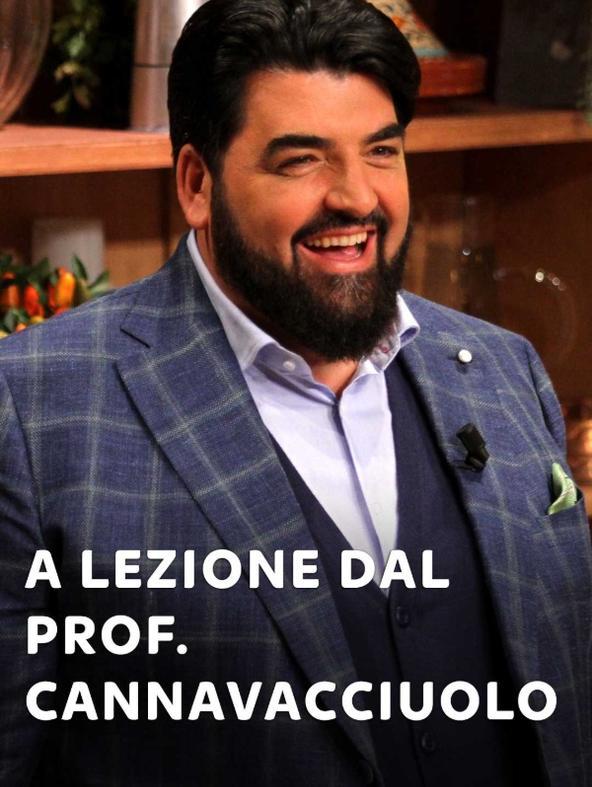 A lezione dal prof. Cannavacciuolo