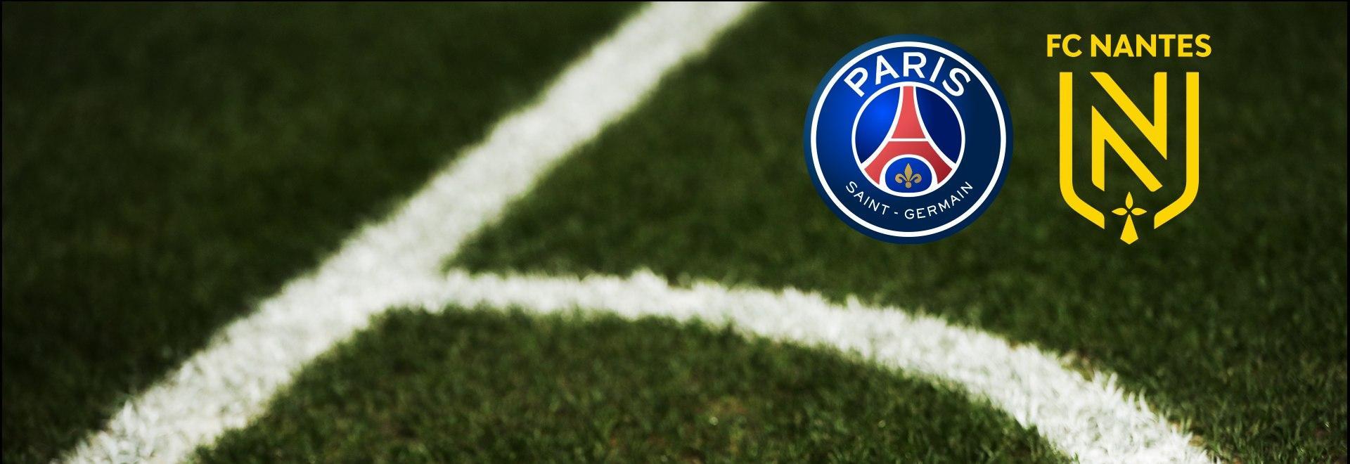 PSG - Nantes. 29a g.