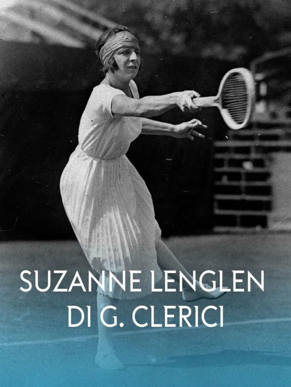 Suzanne Lenglen di G. Clerici