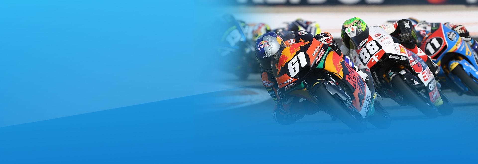 GP Aragona: Moto2. Gara 1