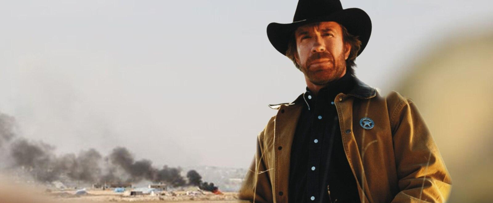 Walker texas ranger: zona di guerra