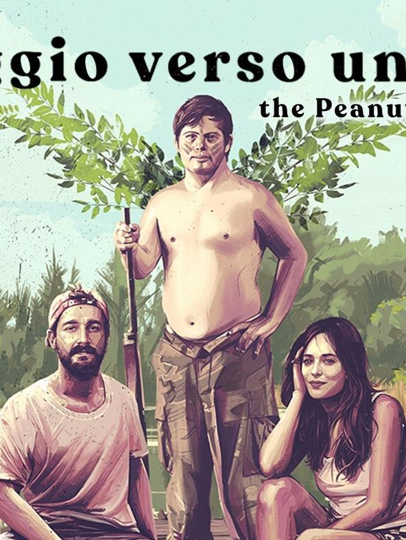 In viaggio verso un sogno - The Peanut..