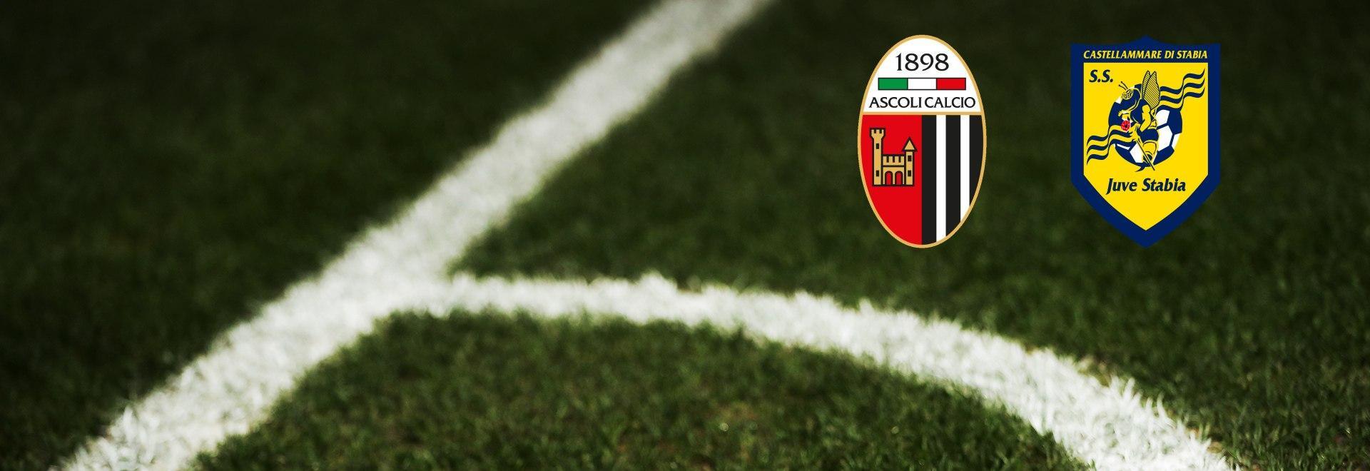 Ascoli - Juve Stabia. 23a g.
