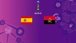 Spagna - Angola
