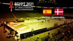 Spagna - Danimarca. 2a semifinale