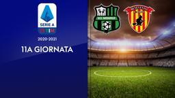 Sassuolo - Benevento. 11a g.