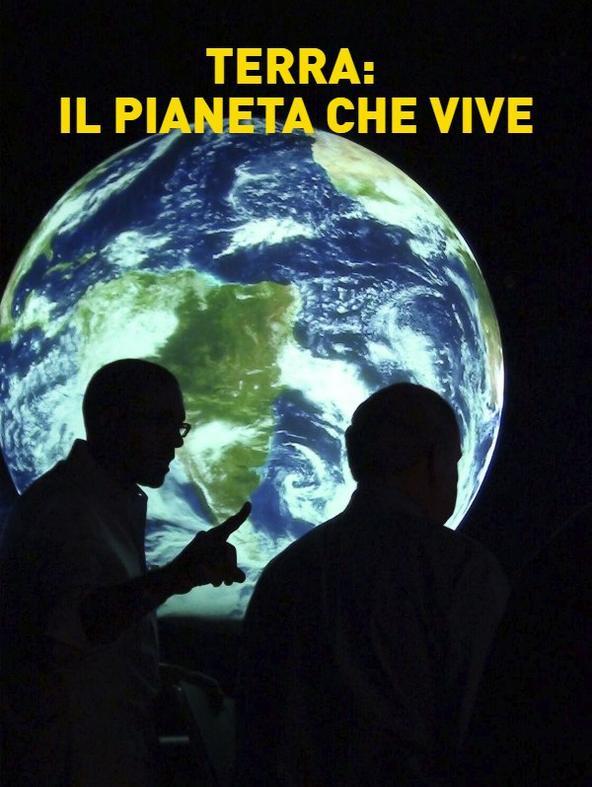Earth Day: Terra: il pianeta che vive