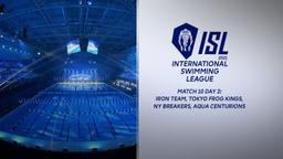 Match 10 Day 2: Iron Team, Tokyo Frog Kings, NY Breakers, Aqua Centurions
