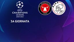 Midtjylland - Ajax. 3a g.