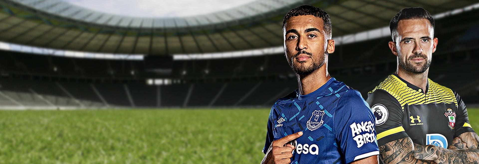 Everton - Southampton. 34a g.