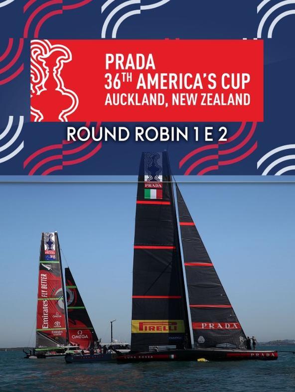 Vela: Prada America's Cup