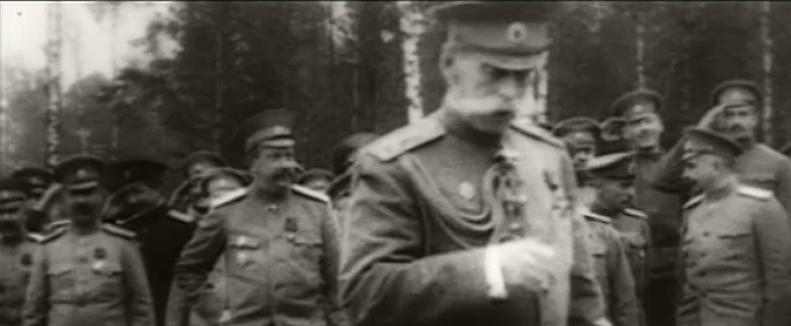 Nicolai II: l'ultimo Zar