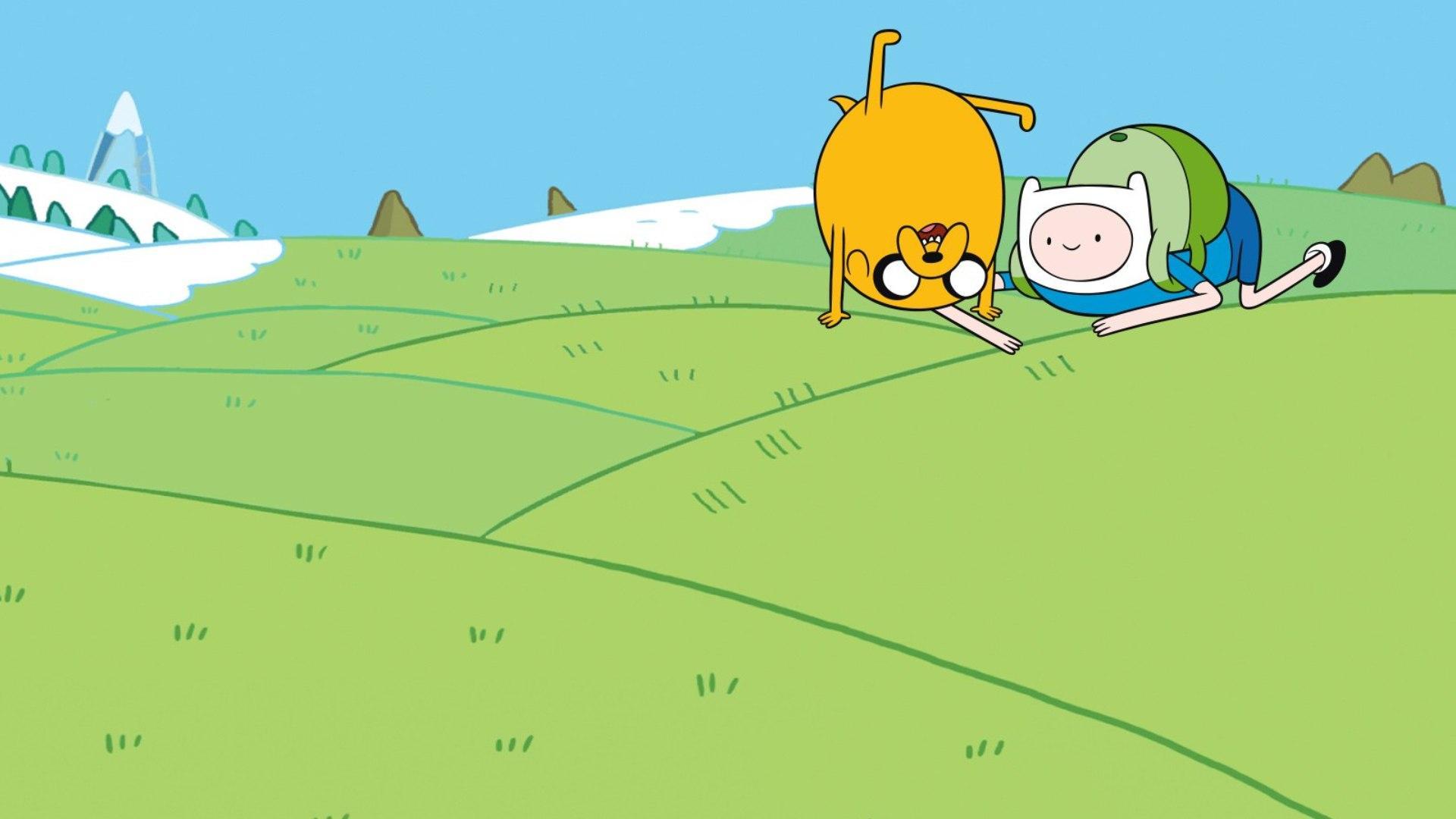 Cartoon Network HD Adventure Time