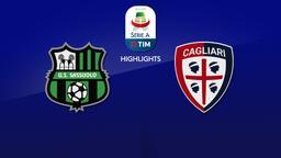 Sassuolo - Cagliari