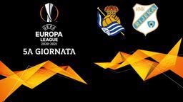 Real Sociedad - Rijeka. 5a g.