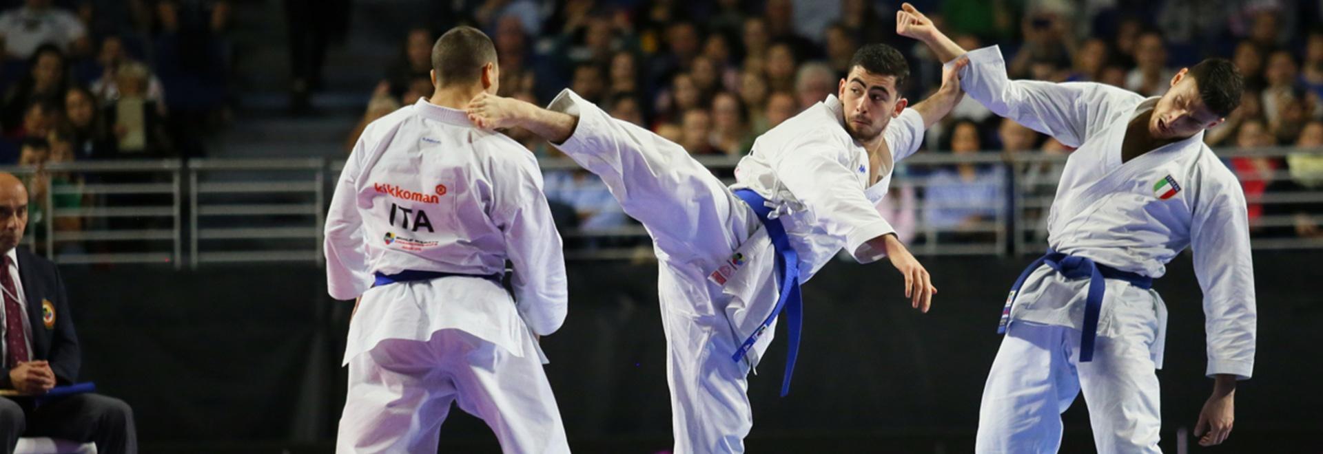 Europei Karate