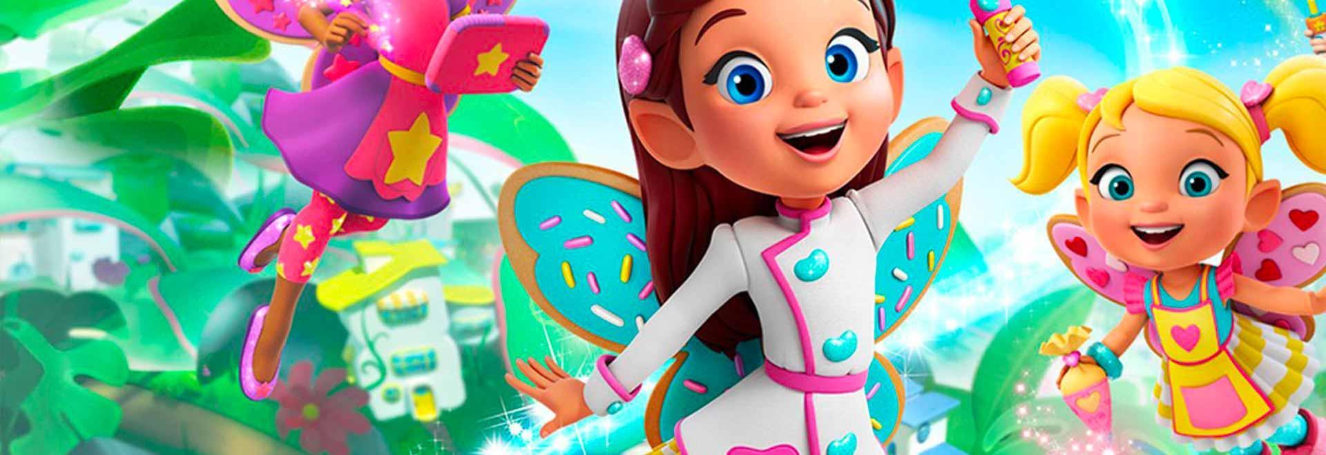 Poppy ballerina / Cricket va in campeggio!