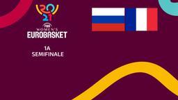 Bielorussia - Francia. 1a semifinale