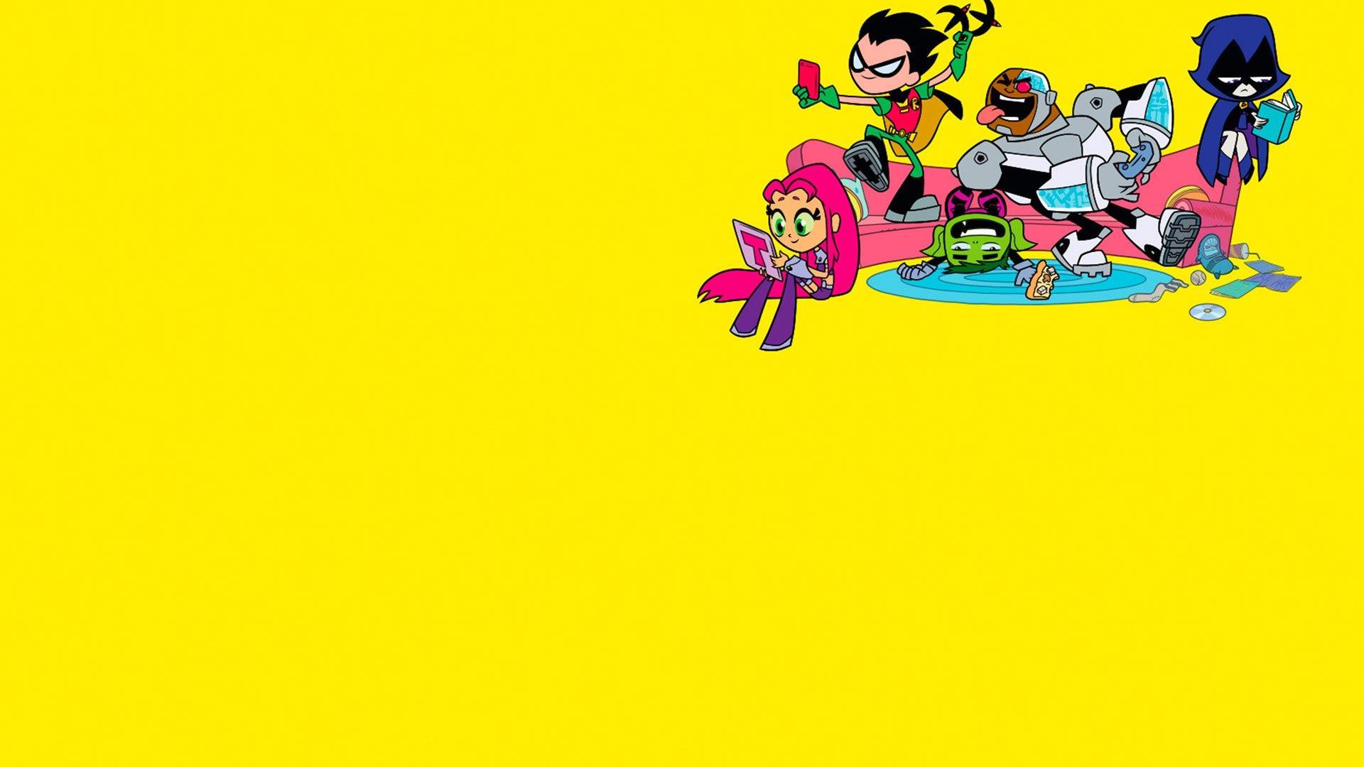 Cartoon Network HD Teen Titans Go!