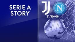 Juventus - Napoli 31/10/09. 11a g.