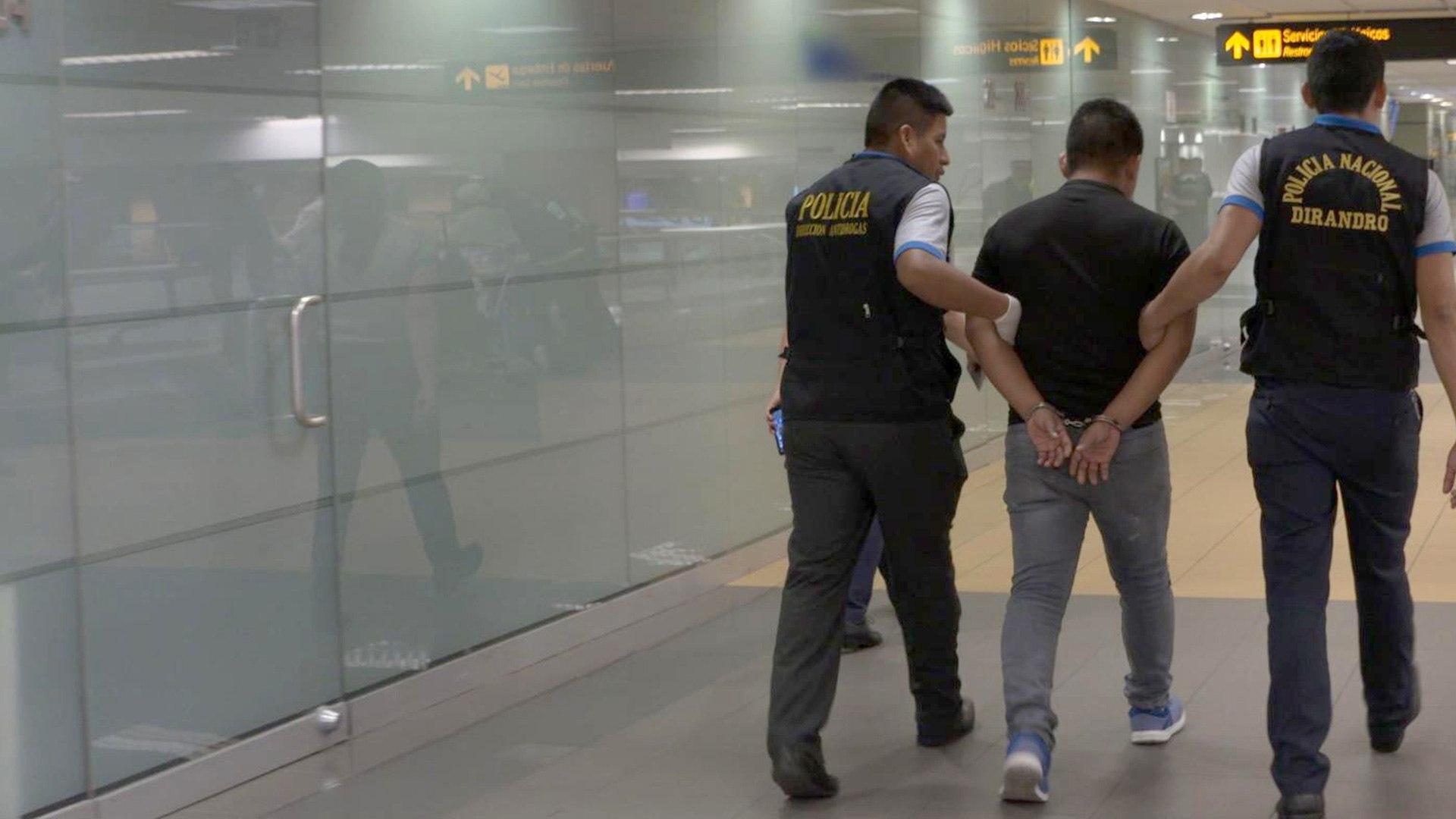 NationalGeo HD L'Eldorado della droga: Peru'