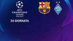 Barcellona - Dinamo Kiev. 3a g.