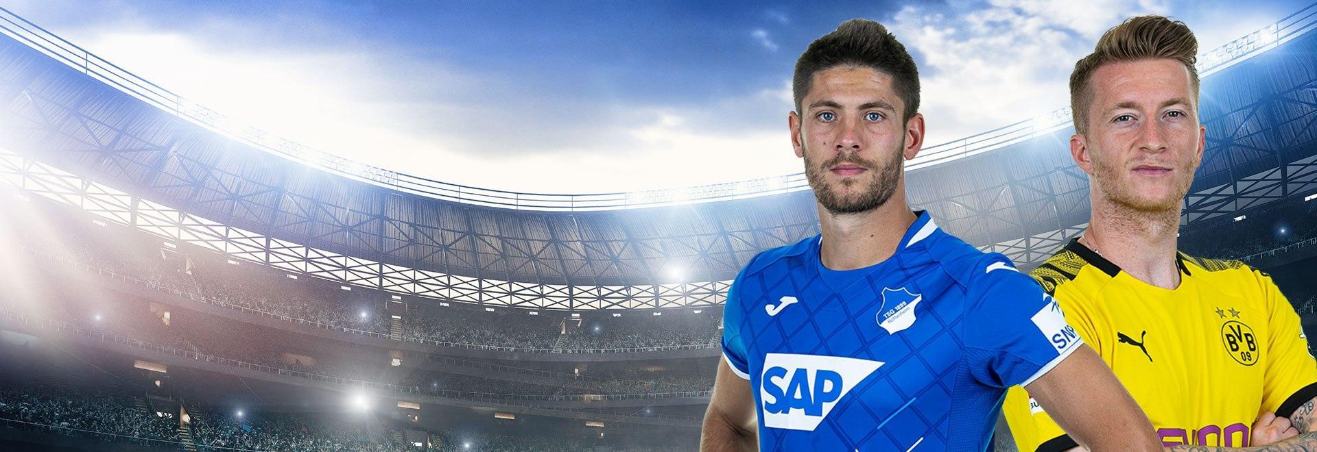 Hoffenheim - Borussia D.. 17a g.