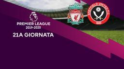Liverpool - Sheffield United. 21a g.