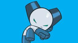 Robot in fuga
