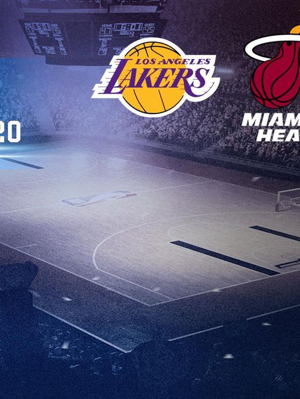 NBA: LA Lakers - Miami (diretta)