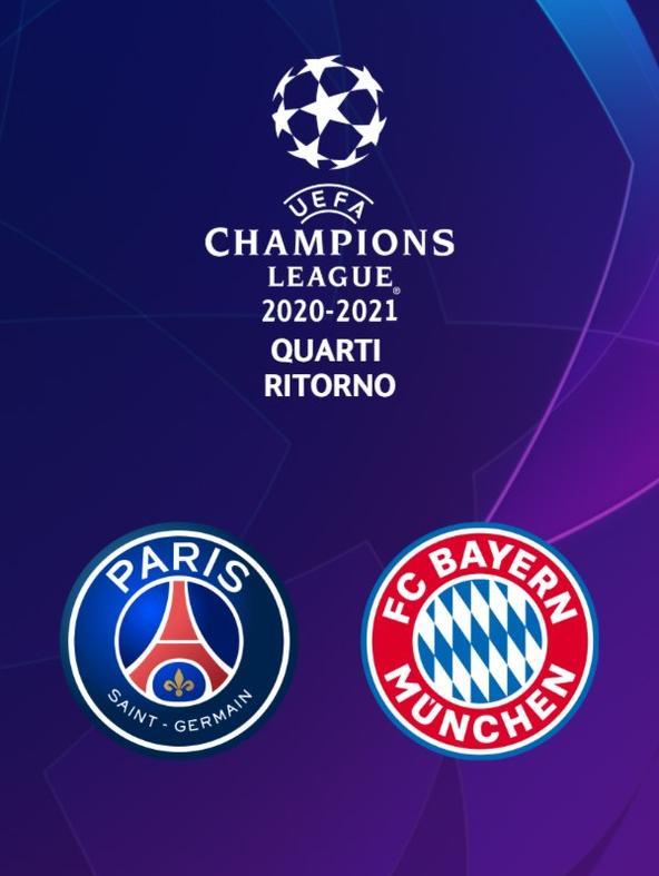 Paris - Bayern Monaco. Quarti Ritorno