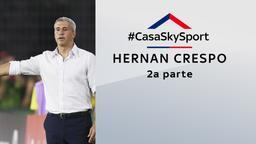 Hernan Crespo. 2a parte